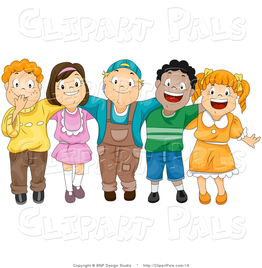 1024x1044 Group Of Friends Clipart