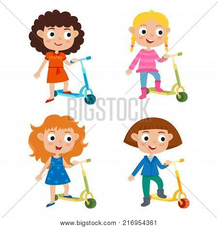 450x470 Kids Playing Outside Images, Illustrations, Vectors