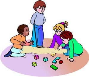 300x260 Toy Clipart Preschooler