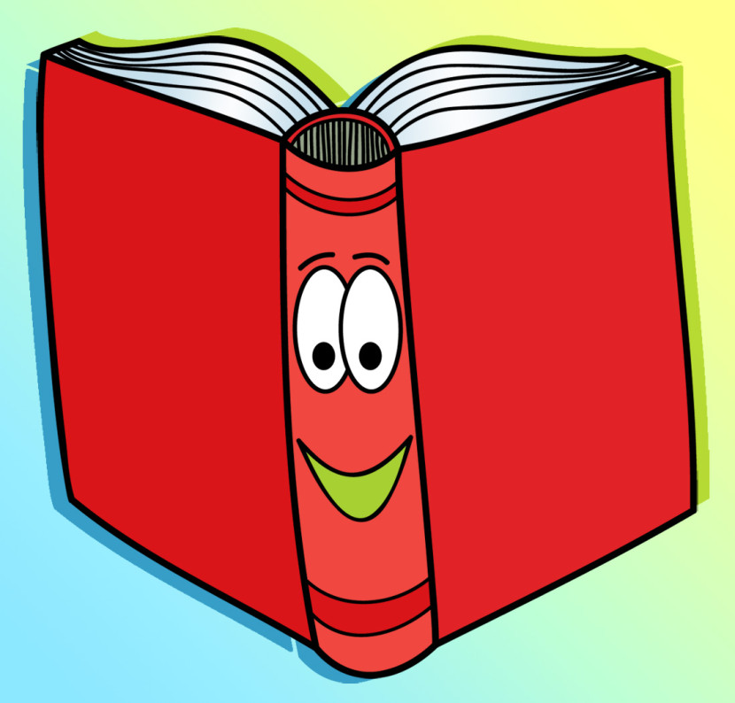 830x794 Best Book Clipart