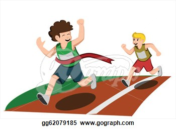 350x257 Race Clipart Running Race
