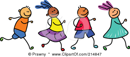 450x197 Student Running Clipart