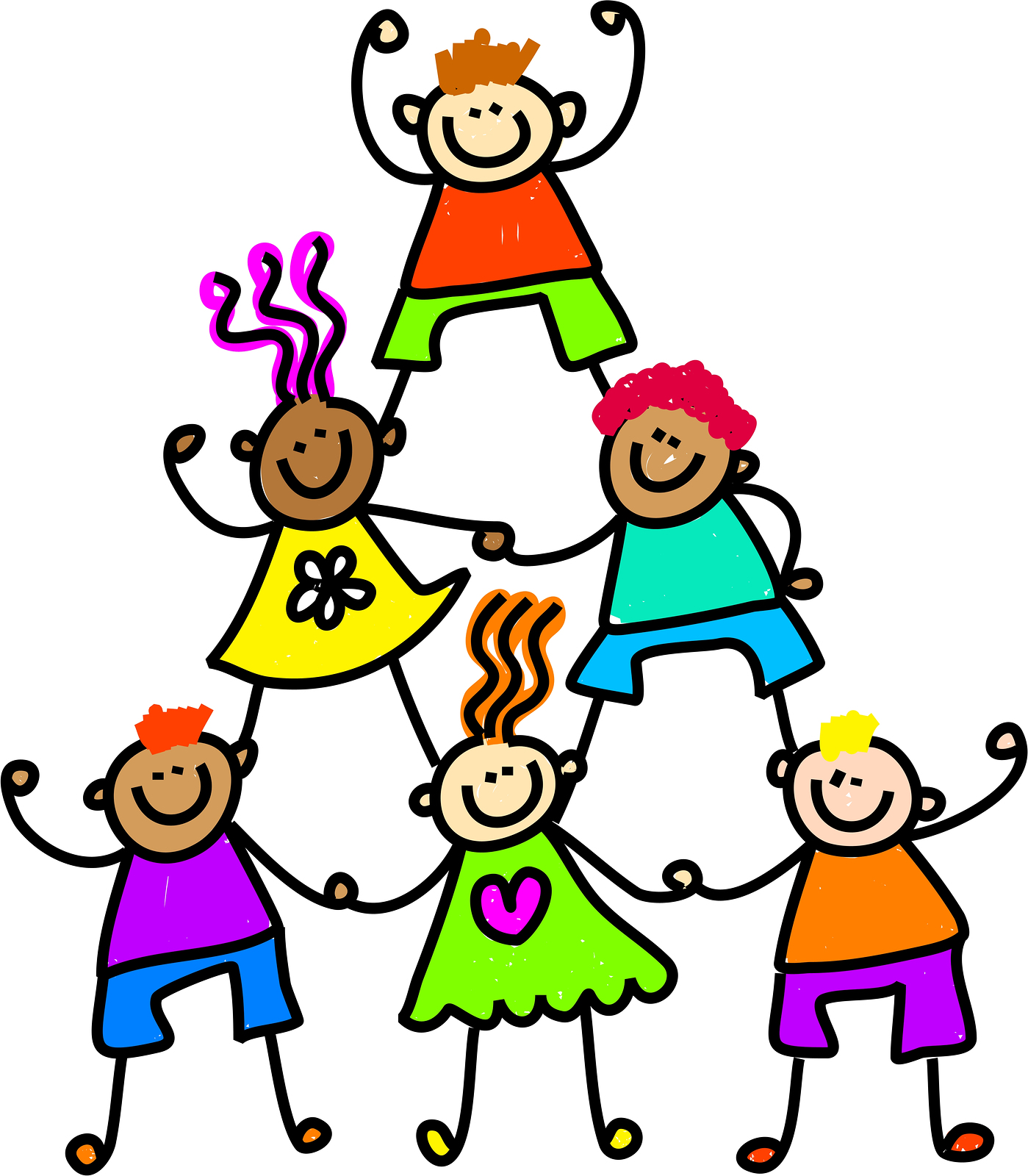 1399x1600 Clip Art Happy People Work Clipart