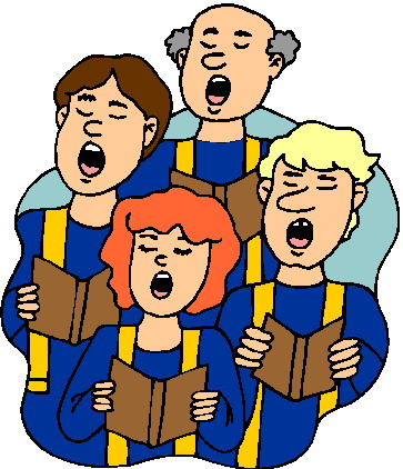363x422 Choir Singing Clipart, Explore Pictures