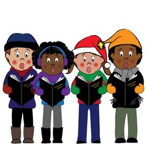 300x300 Free Free Carolling Clip Art Image 0515 0912 2214 5431 Christmas