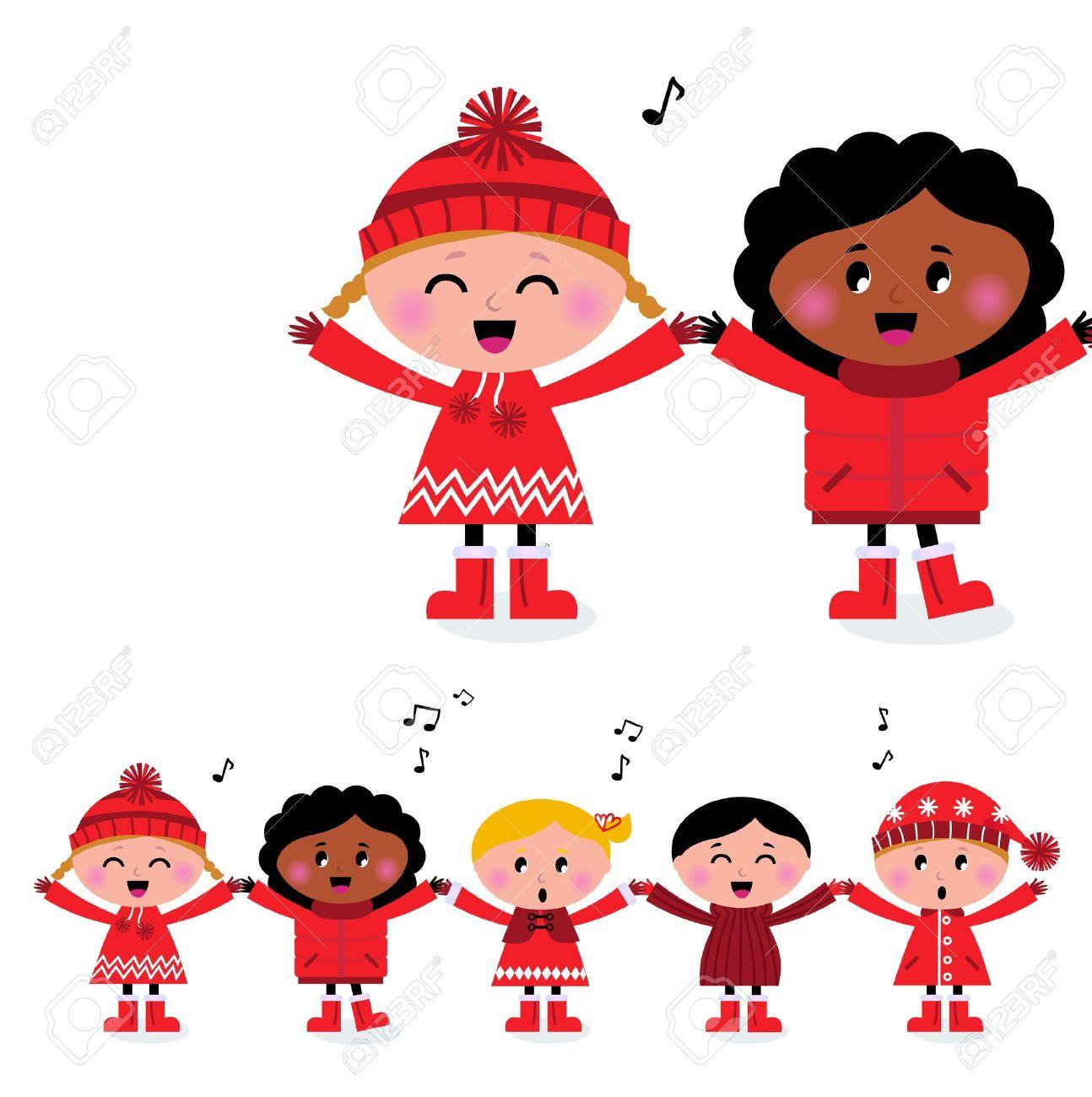 1294x1300 Best Children Singing Clipart