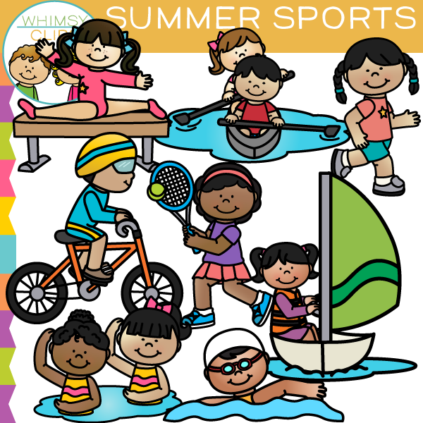 600x600 Summer Sport Sports Clipart, Explore Pictures