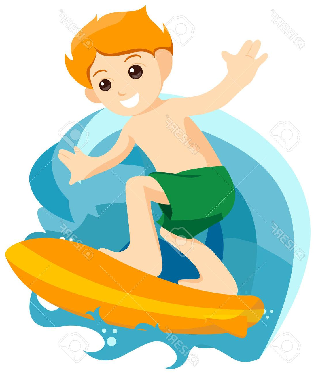 1097x1300 Best Hd Kid Surfing Clipart Pictures Free Vector Art, Images