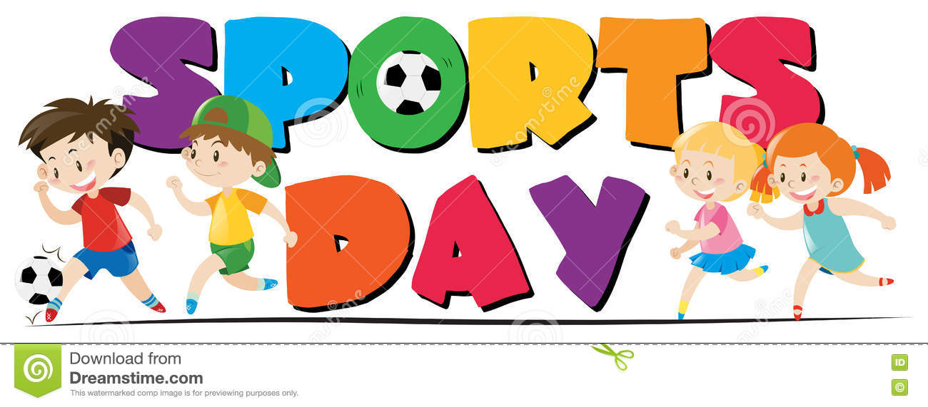 1300x571 Child Clipart Sports Day