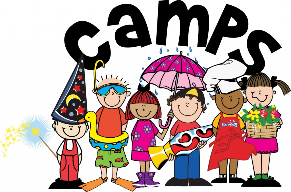 1024x675 Camp Clipart Summer Camp