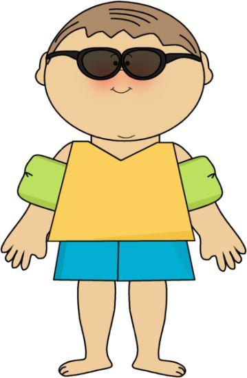Kids Summer Clipart