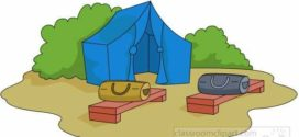 272x125 Camping Kids Summer Camp Clipart Kids Camp Clip Art