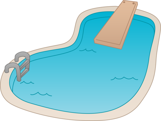550x414 Kids Swimming Pool Clipart Free Clipart Images 5 Svg Files