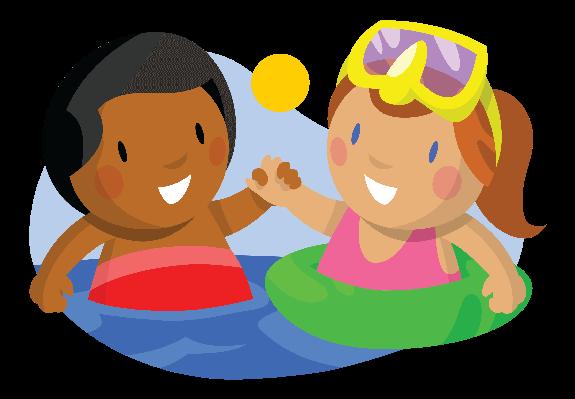 575x399 Boy Swimming Clipart Clipartfest Cartoon 2