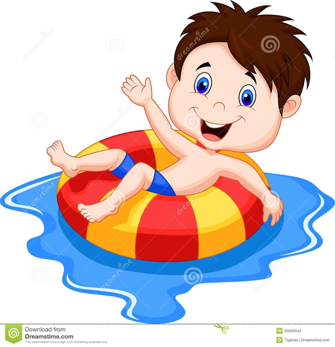 1300x1346 Clipart Kids Swimming