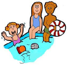 220x213 Animated Swimming Pool Clipart
