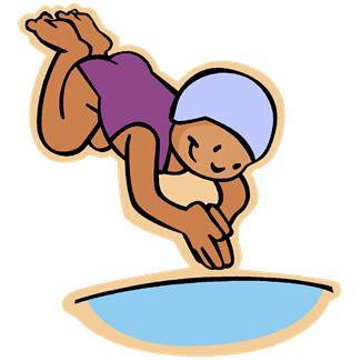 325x325 Diving Clipart Swim Meet