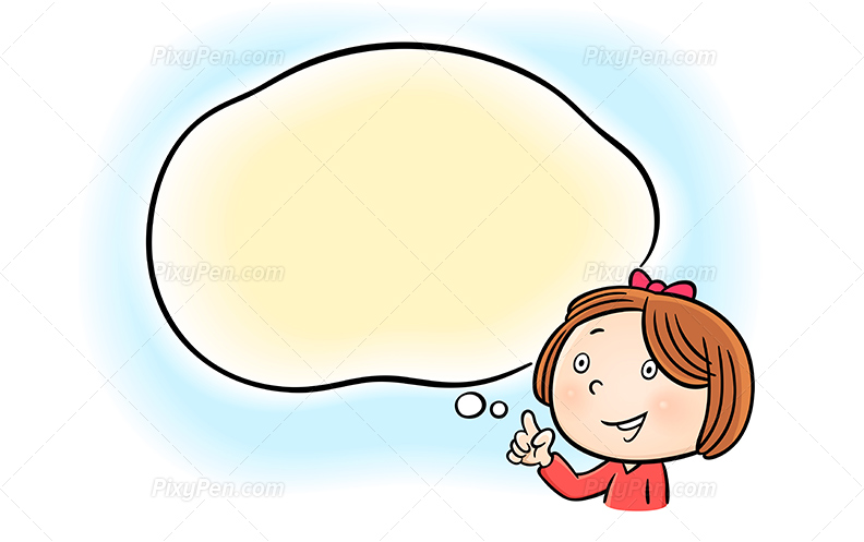 792x497 Baby Talking Clipart
