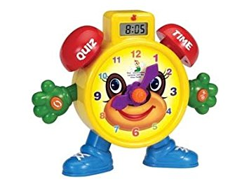 355x266 Tell The Time Electronic Learning Teach Time Clock