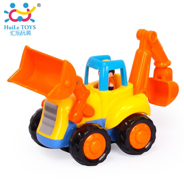 640x640 1pc Huile Toys 326a New Baby Cars Truck Toy Kids Toys For Children