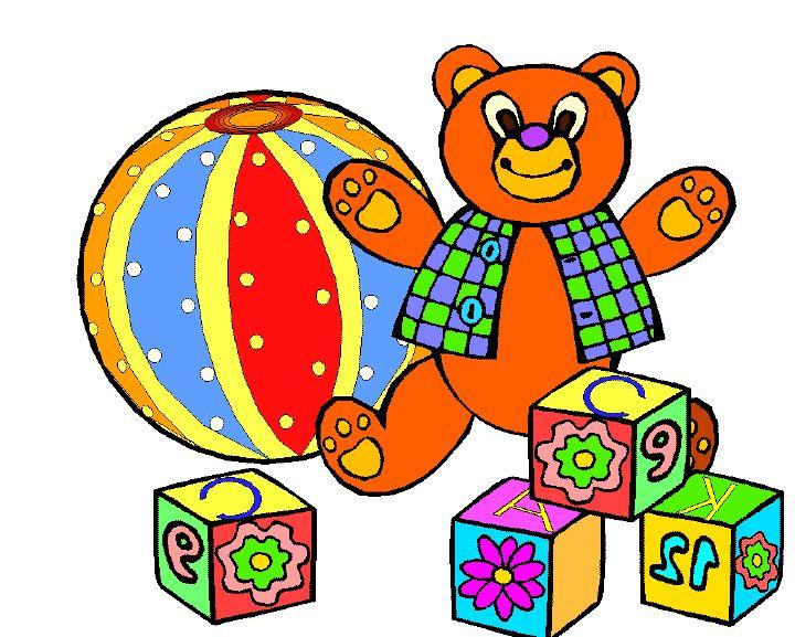 720x577 Toy Clipart Children'S