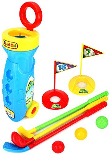 356x500 Velocity Toys Golf Master Sport Children's Kid's Toy Golf Play Set
