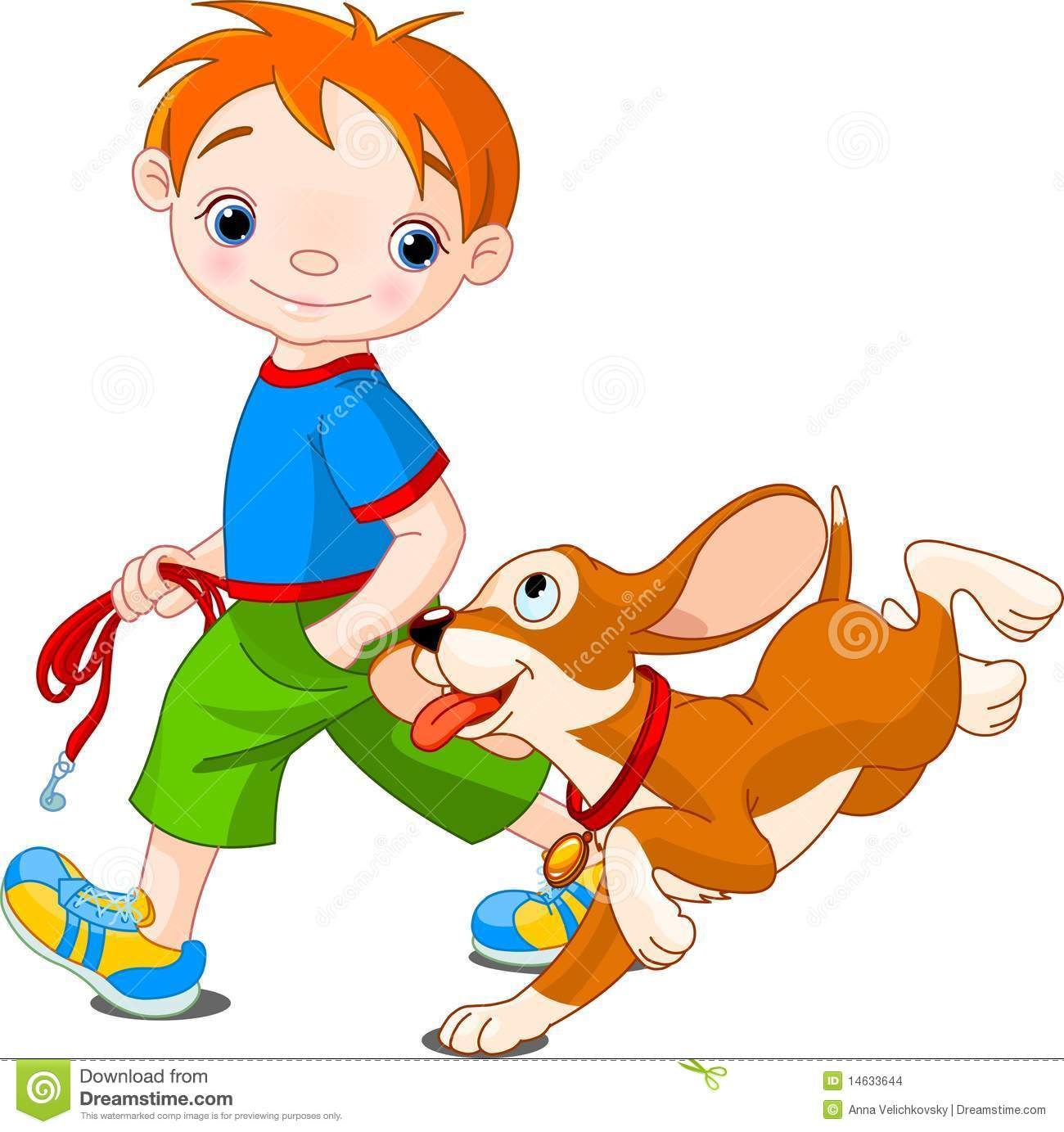 1300x1383 Clipart Walking The Dog