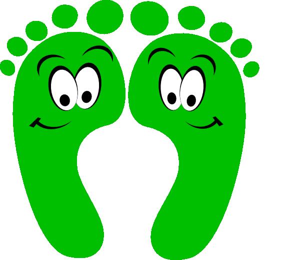 600x521 Kids Foot S Clipart Walking Feet Clip Art Related