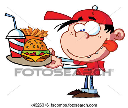450x379 Child Eating Clip Art Vector Graphics. 7,587 Child Eating Eps