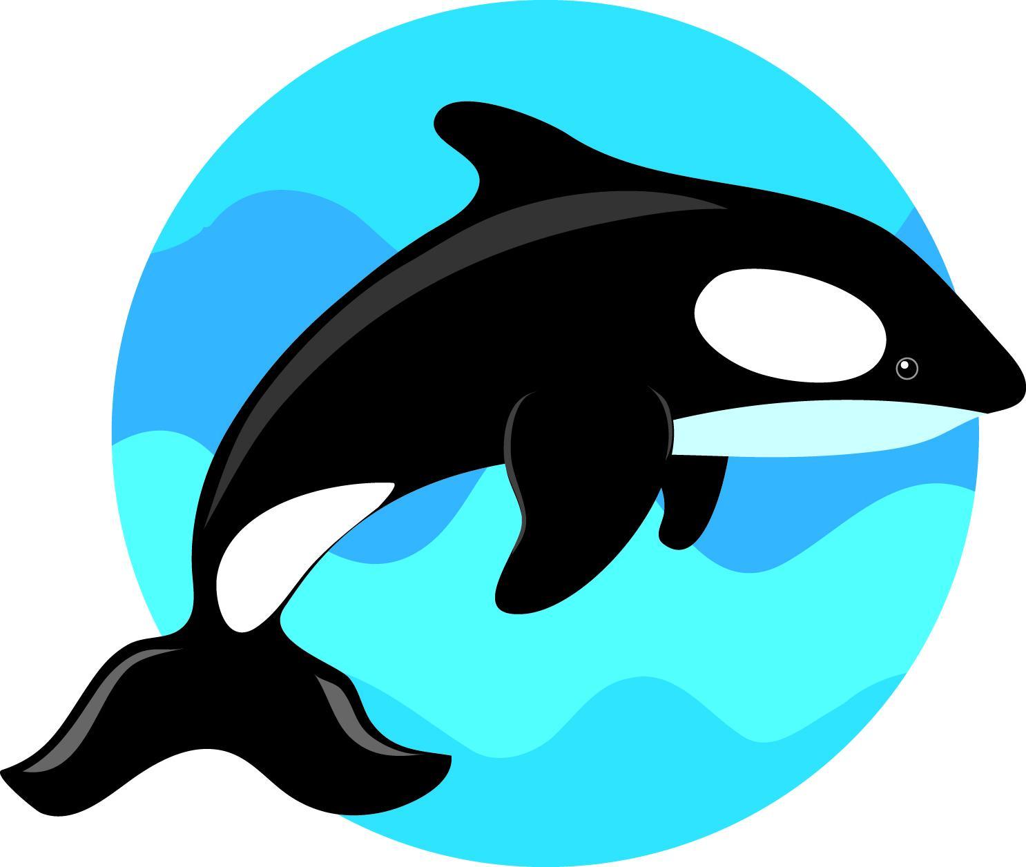 1486x1256 Hd Whale Clip Art Images