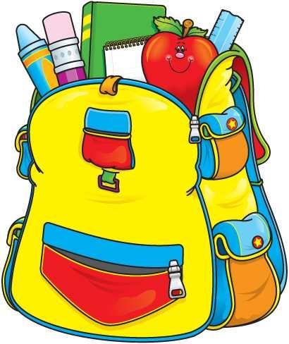 410x488 Top 10 Elementary School Clip Art