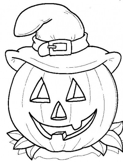 400x525 Halloween Coloring Sheets For Kindergarten Fun For Christmas