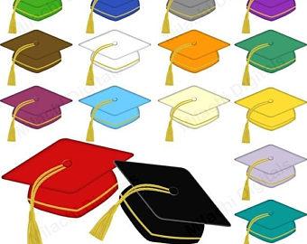 340x270 Graduation Clip Art Etsy