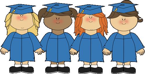 500x258 Kindergarten Graduation Clip Art Free