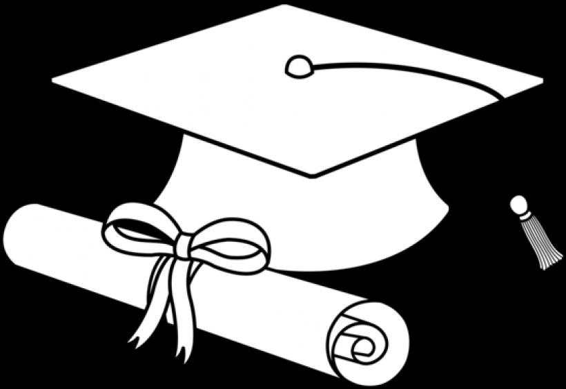 820x563 Graduation Clipart Kindergarten Graduation