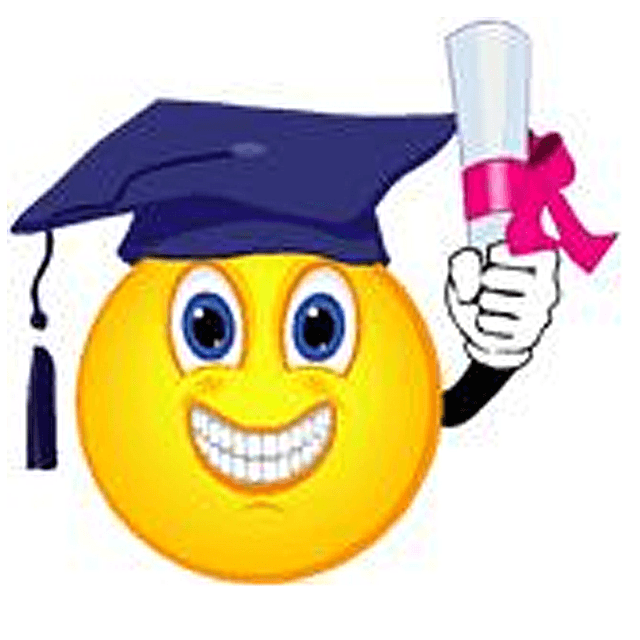 640x640 Fun Graduation Cliparts 213932