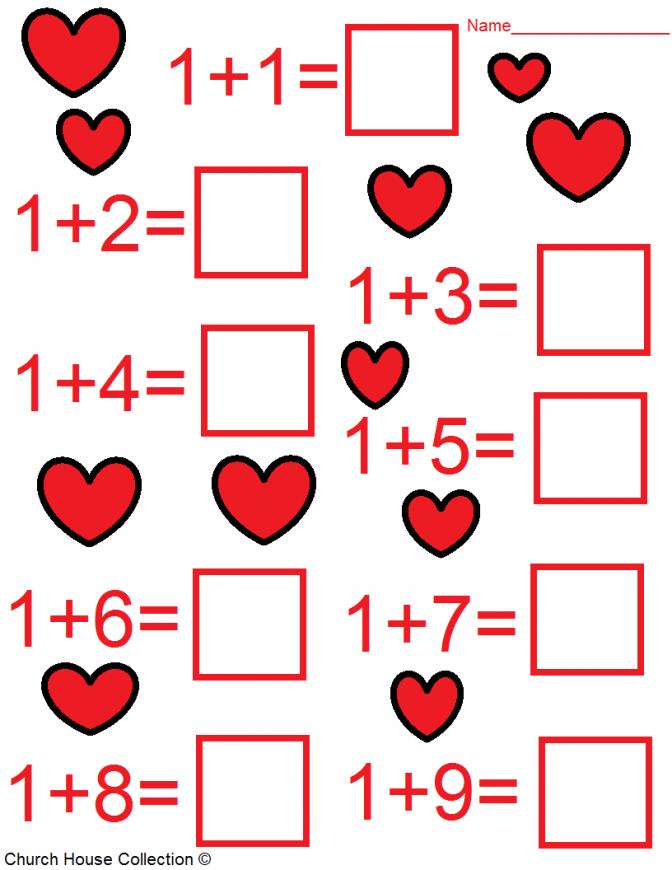 672x870 Kindergarten Math Worksheets Addition ~ Koogra