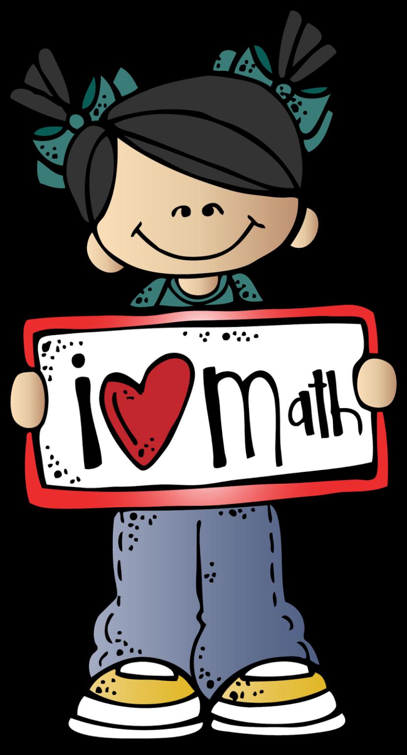 830x1539 Love Math Clipart