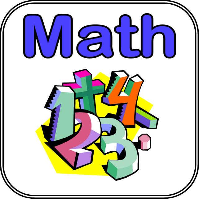642x642 Math Clipart Free Clip Art Images 4
