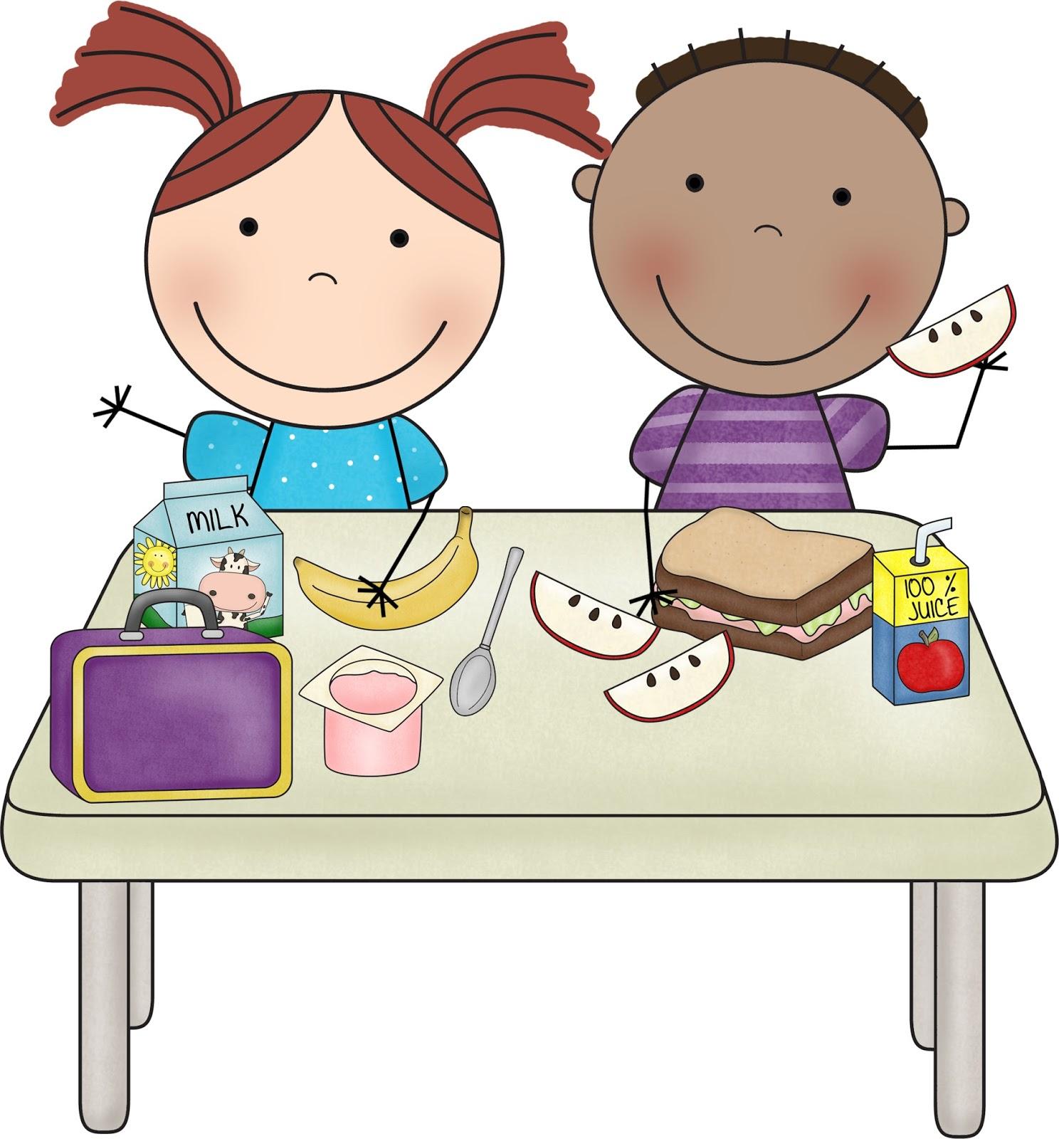 1488x1600 Kindergarten Lunch Clipart