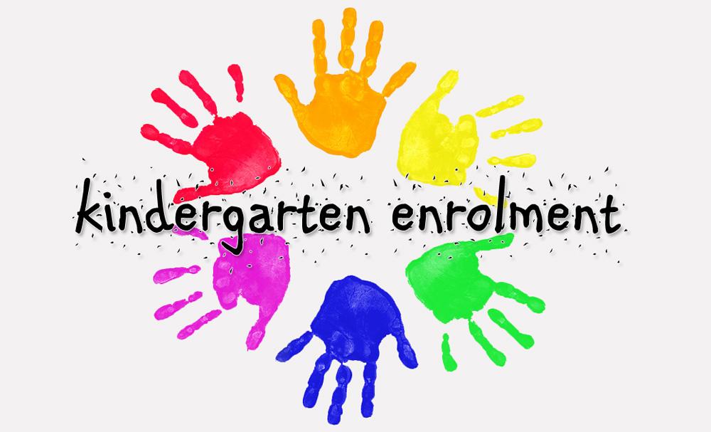 1000x607 Kindergarten Enrolments