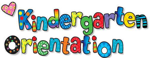 504x195 Kindergarten Parent Orientation