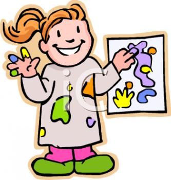 333x350 Paint Clipart Kindergarten