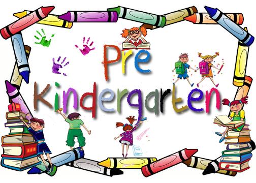 504x360 Pre Kindergarten Clipart