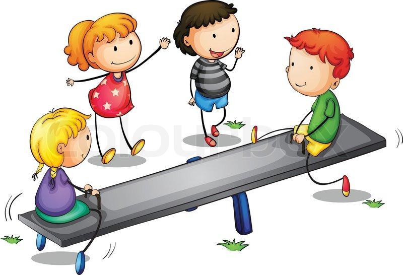 800x546 Kinder Im Kindergarten Clipart