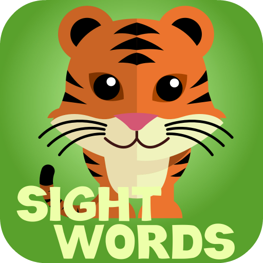 512x512 Kindergarten Sight Words High Frequency Words