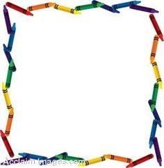 236x242 Kindergarten Border Clip Art