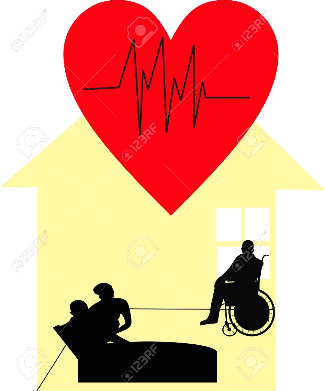1083x1300 Hospice Graphics Clipart