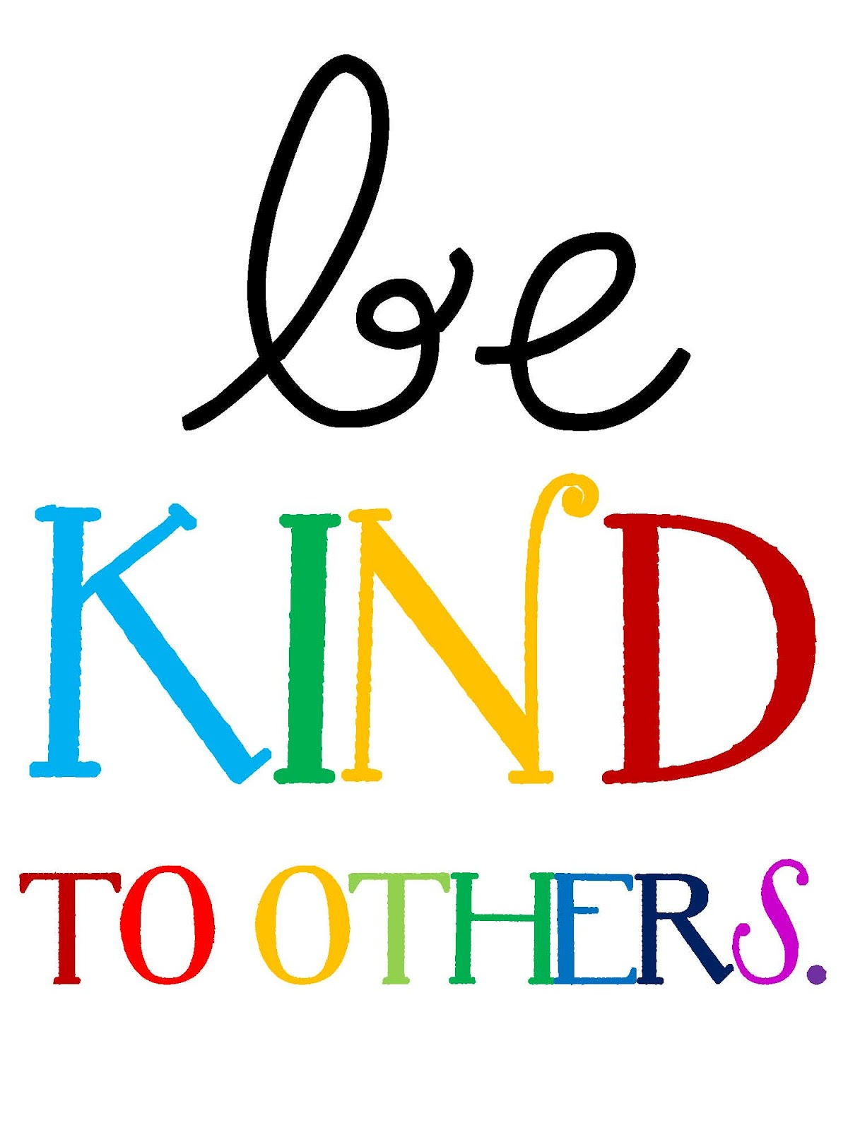 1200x1600 Kindness Clipart