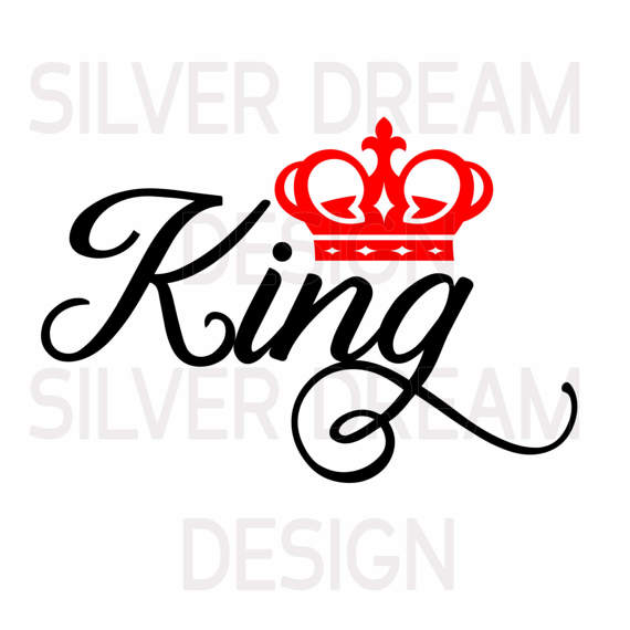 570x570 King And Queen Svg King Queen Shirts Svg Files Couples Shop Our